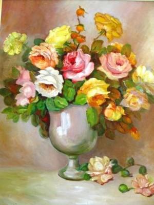 Roses et Pétales